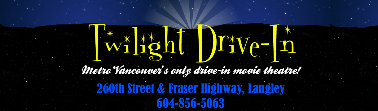 Welcome to the official site of the Twilight Drive-In